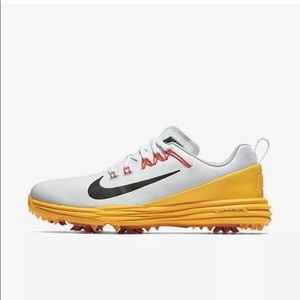 New Nike golf 880120-102 lunar sneakers shoes